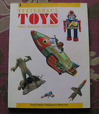 FANTASTISCHES BUCH KITAHARA YESTERDAY'S TOYS TEIL3 ROBOTER MONSTER UND SPACETOYS
