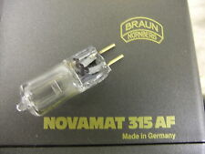 Projector bulb lamp BRAUN Novamat 24v 150w new stock