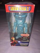 FUNKO IRONMAN LIMITED EDITION HOLOGRAPHIC MARK VI WACKY WOBBLER **NEW**