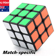 Match Specific Melbourne Magic Cube 3x3x3 Smooth Fast Speed Rubix Rubiks Puzzle