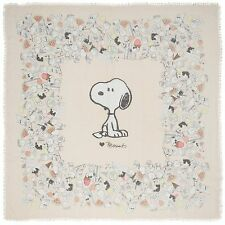 Codello Sommerleichtes Tuch HAPPY PEANUTS - Codello Summer Scarf HAPPY PEANUTS
