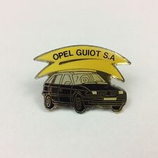 OPEL Guiot S.A pin badge Auto - Car - Vintage