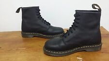 Used Dr. Martens 1460 Soft Leather Black Boots M8/L9/UK7/EU41 (J251)