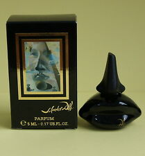 New DALI by Salvador Dali parfum pure perfume extrait mini  5 ml 0.17 oz NIB