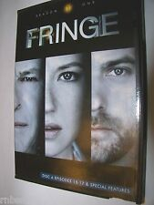 Fringe: Season 1 Disc 6 - Episodes 15-17 and Special Features DVD