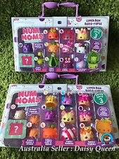 New Num Noms Series 3 | 2 X Deluxe Pack Lunch Box