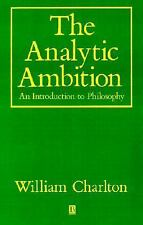 The Analytic Ambition: An Introduction to Philosophy