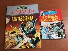 NATHAN NEVER ALMANACCO DELLA FANTASCIENZA + IL CINEMA DI FANTASCIENZA