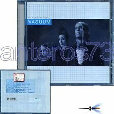 "VACUUM ""THE PLUTONIUM CATHEDRAL"" RARE CD 1997 SEALED"