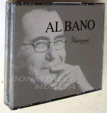 AL BANO - THE PLATINUM COLLECTION - BOX 3 CD Sigillato