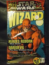 Wizard Magazine #67 March 1997.  Bagged with die cut card.
