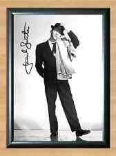 FRANK SINATRA In The Wee Small Hours Signed Autographed A4 Print Poster Photo cd