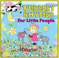 50 Childrens Singalong Songs & Nursery Rhymes Vol 1 Audio CD FREE P&P