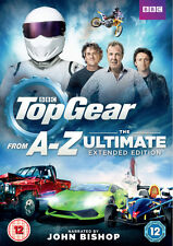 Top Gear: From A-Z - The Ultimate Extended Edition [DVD]
