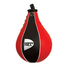 PERA VELOCE BEST GREEN HILL SPEED BALL PERETTA PELLE BOXE PUGILATO