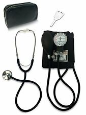 PrimaCare Classic Blood Pressure Monitor Medical Tool Kit Stethoscope Case Set