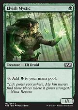 *MRM* ENG 4x Mystique elfe ( Elvish Mystic ) MTG Magic 2010-2015