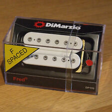 DiMarzio FRED PICK-UP IN BIANCO dp153f