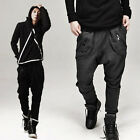 Stylish Fashion Hip-hop Jogger Dance Sportwear Baggy Harem Loose Pants Trousers