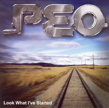 Peo - Look What I've Started (CD, 2005, MTM Music, Germany)