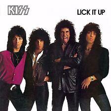 KISS - Lick It Up [CD New]