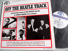 George Martin & his Orchestra - Off the Beatle track (Instrumental versions)
