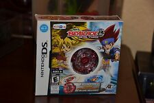 Hasbro BEYBLADE ToysRus EXCLUSIVE  Cyber Pegasus 100HF RED Nintendo DS