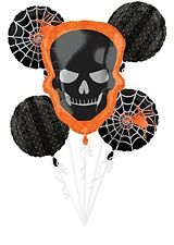 Halloween Sophisticated Balloon Bouquet 5 Pcs