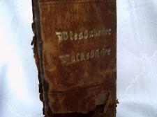 Wiesbadener Volksbücher,  Nr. 7, 9, 13, 14, 15, 16, 17, 21, 31, 1904 und 1905