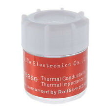 10G WHITE THERMAL PASTE COMPOUND GREASE FOR CPU HEATSINK