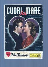 I Vostri Film-Romanzo anno II° nr.  35 del 1/5/1955 'CUORI SUL MARE'