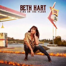 BETH HART - FIRE ON THE FLOOR - CD DIGIPACK NEW SEALED 2016