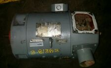 GENERAL ELECTRIC 2 HP MOTOR 240 Volt 1750/3300 RPM
