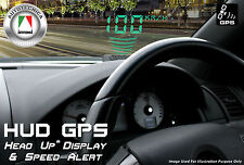 HEAD-UP DISPLAY HUD INTERNAL GPS 12V DIGITAL LED SPEEDO SPEED WARNING TRUCK  BUS