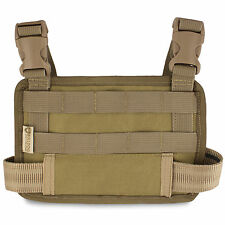 Bulldog Military Army Tactical Modular Pouch Drop-Leg MOLLE Panel Platform NEW