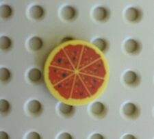 Lego 4150p02 Pizza Tile 2x2 Tile Circular from sets 4560, 7598, 6326