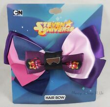 New Cartoon Network Steven Universe Garnet Costume Cosplay Hair Bow