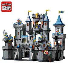 Castle series Medieval castle lion knight  Building Toys Blocks 1393pcs  #1023