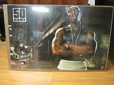 vintage 50 Cent old school Rap poster 2003 195