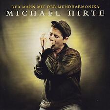 MICHAEL HIRTE - CD - DER MANN MIT DER MUNDHARMONIKA