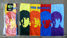 THE BEATLES OFFICIAL HAND TOWEL NEW WITH TAG