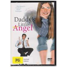 DVD DADDY'S LITTLE ANGEL Laila Dhager 1999 Christian Family Fantasy PG R4 [BNS]