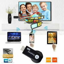 Hot M2 EzCast Wifi Display HDMI 1080P TV Dongle Receiver Fit Smart Phone Laptop