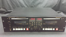 Marantz PMD 510 fully independent,  professional double cassette deck, perfect!!