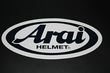 +010 Arai Helm Helmet Helmets Race Aufkleber Sticker Decal Autocollant Pickerl L