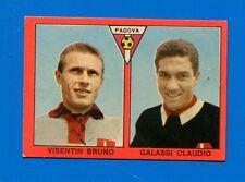 CALCIATORI Mira 1967-68 - Figurina-Sticker - VISENTIN-GALASSI - PADOVA -Rec