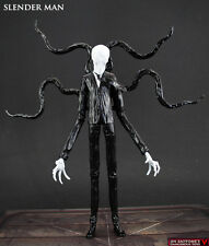 Custom SLENDER MAN Marvel Legends scale horror action figure!