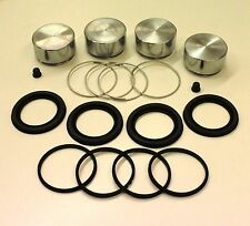 FORD ESCORT MK2  RS1800,RS2000 & MEXICO  SET OF 4 FRONT CALIPER PISTONS & SEALS