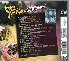 STRISCIA LA COMPILATION 2012 CD sigill MICHEL TELO LADY GAGA BOB SINCLAIR LMFAO
