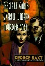The Clark Gable and Carole Lombard Murder Case-ExLibrary